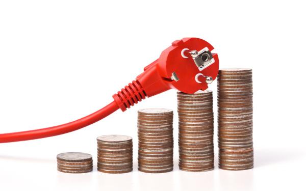 Strompreiserhöhung