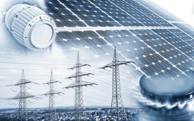 GrundverHeizkörper, Gasherd, Solaranlagen und Strommäste stellen die Komponenten der Grundversorgung dar.