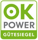 Ökostrom Siegel OK Power