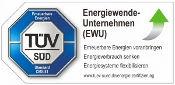Ökostrom Siegel TÜV Süd EWU