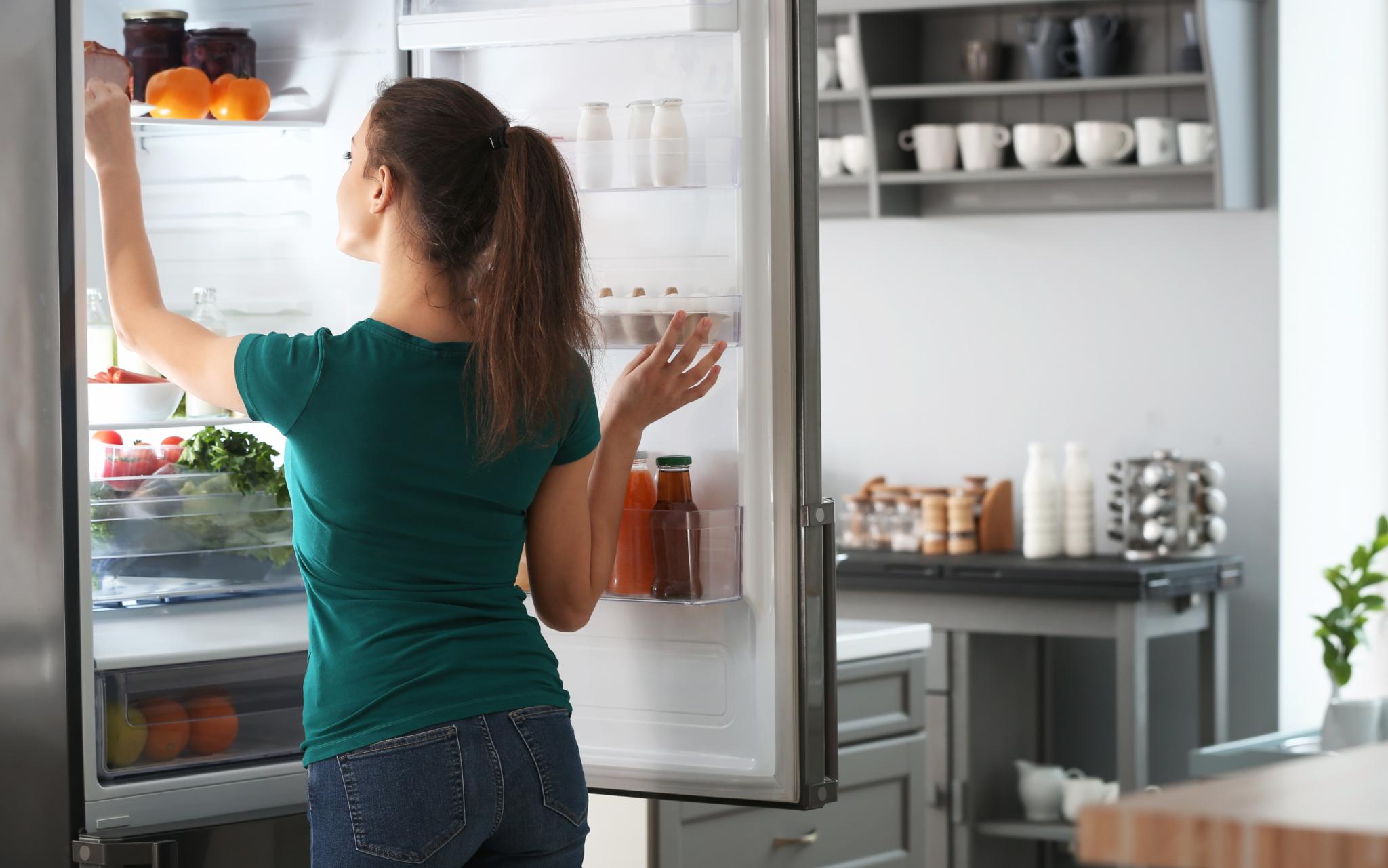 Stromverbrauch des Kühlschranks